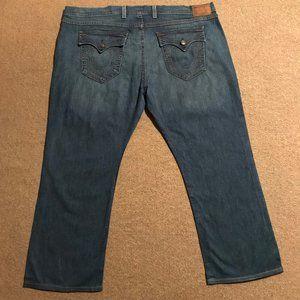 Men's True Religion Ricky Relaxed Straight Jeans